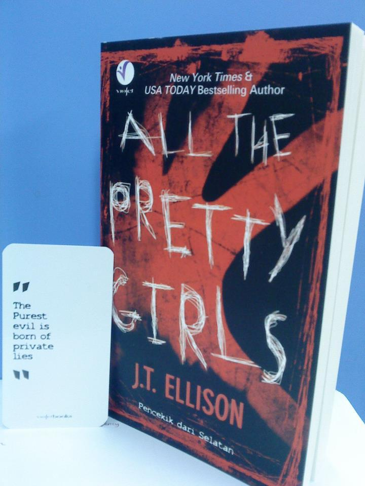 All The Pretty Girls: Suspense, Thriller, Romance