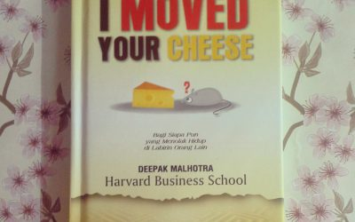 I Moved Your Cheese!