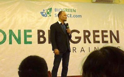 TRAINING BIOGREEN SCIENCE
