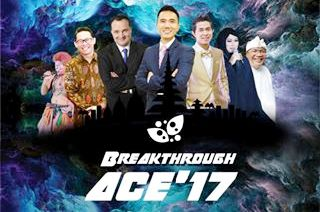 BREAKTHROUGH ACE'17
